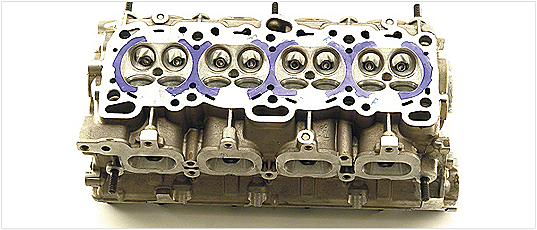 PolyQuad – The future of 4 Valve Engines