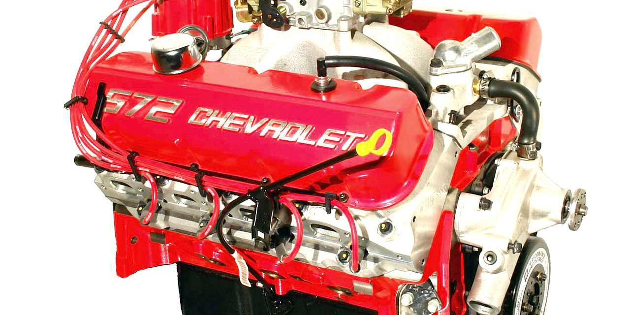 GM's 572 Big Block Chevy Muscle Motor - MotorTec Magazine