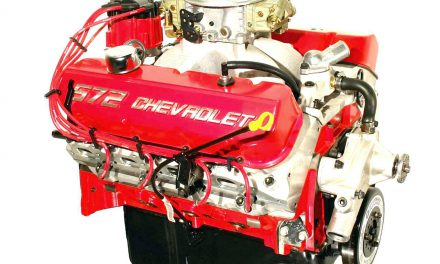 GM's 572 Big Block Chevy Muscle Motor