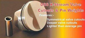 DSS Piston Pin